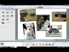 How to Make a Photo Collage - YouTube