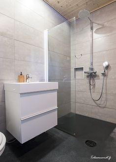 Meer dan 1000 idee n over grote douche op pinterest rvs apparaten granieten aanrecht en badkamer - Klein badkamer model ...