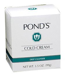 Pond's Deep Cleanser Cold Cream - 3.5oz (pack of 3) ** This is an Amazon Affiliate link. See this great product.