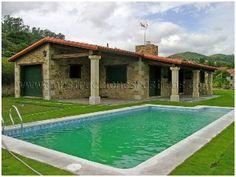 Construcciones Rústicas Gallegas - Casas rústicas de piedra - Diseños - Viascom