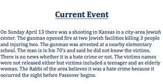 Shooting in Kansas