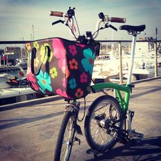 #Brompton #bromptonvaleriasbags #bromptonfoldingbike #valeriasbikeaccessories Brompton, Bike Accessories, Baby Strollers, Bicycle, Motorcycle, Children, Vehicles, Bags, Baby Prams