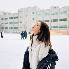 """""""TBL: """"Somi going to take this year's college entrance exam on November """"Somi, who is now a third-year student at hanlim high school, will take the 2020 college entrance exam on November said the staff of THEBLACKLABEL. South Korean Girls, Korean Girl Groups, Jeon Somi, Asian Celebrities, Aesthetic Photo, Boho, K Idols, Kpop Girls, Girl Crushes"""