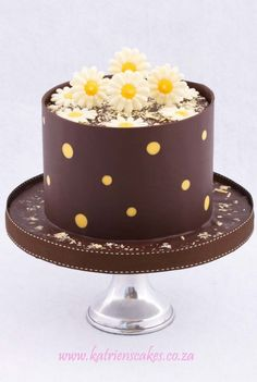 Choc Cake, but I have the flower choice if it was brighter I would love it though!