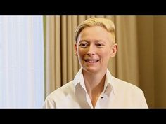Tilda Swinton Says She Forced Tom Hiddleston Not to Smile - YouTube - also great to hear her connection with #OLLA