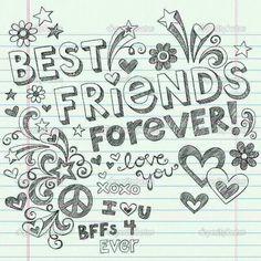 mejores amigas por siempre  Buscar con Google  bff  Pinterest