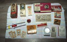 lot of old vintage collectibles 19