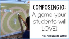 Incredibly engaging online game for composing numbers!