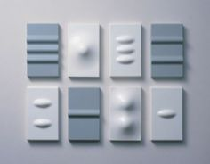 Who thought that something as dull as a light switch could be re-vamped in such a beautiful way? Well, Japanese studio Normal Design have done it and these Silicon Switches are the result: