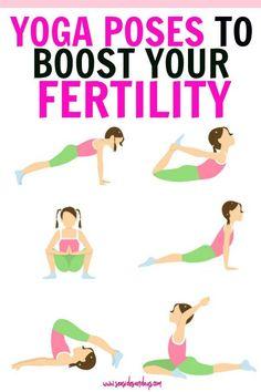 113 Best Infertility Yoga Images In 2020 Yoga Fertility Yoga Poses
