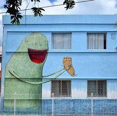 by Bisser in Fortaleza, Brazil, 11/15 (LP)