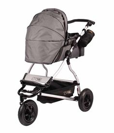 Mountain Buggy 2010-2012 Carrycot Moss For DUO Stroller FREE SHIPPING!!