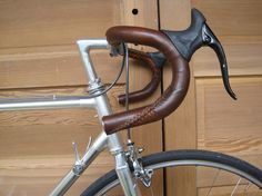 Strap Leather Drop Bar Wraps in four different colors
