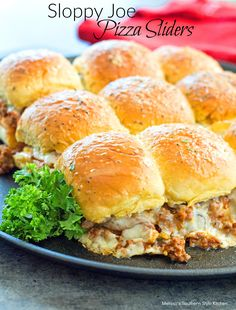 Sloppy Joe Pizza Sliders – These buttery pizza sliders are filled with Italian seasoned beef and sausage, pizza sauce, veggies and tons of gooey cheese.  This variation of a classic sloppy joe will be the hit of your weekend munchies or tailgating party. I love for figuring out more ways of enjoying everyday flavors in...Read More »