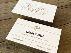 30 Stunning Business Cards for Your Inspiration • 1stwebdesigner
