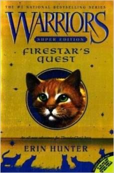 Firestar, leader of the Thunder Clan, sets off on a harrowing journey to find a long-lost clan of cats that had been forced to leave the forest many moons ago.