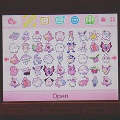 p i n k pokemon Pastel Goth, Pastel Pink, Pink Soft, Imagenes Color Pastel, Alluka Zoldyck, Casa Anime, Tumblr, Pink Aesthetic, Soft Grunge