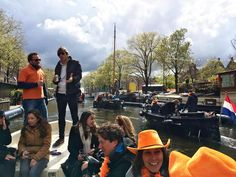 Can you feel the orange fever? Feel like a King as we guide you through a walking route of Amsterdam on King's Day and King's Night. Download our FREE Amsterdam Guide for tips on 'How to Survive King's Day in Amsterdam' on our app.
