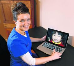 From here to China, local hygienist makes it her mission to spread the importance of dental care