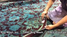 Rug Wash, Inc.™ - Rug Overdye and Fringe Protection New Fashion Trends, Oriental Rug, Colorful Rugs, Outdoor Blanket, Latest Fashion Trends, Persian Carpet