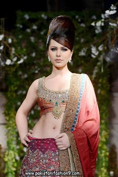 Launch of Nur Al Aine Collection by Saadia Mirza