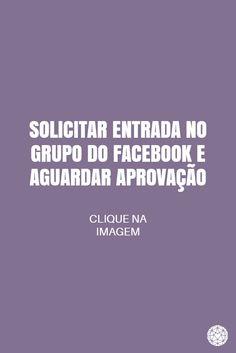 Entre no grupo do Facebook e solicite a entrada, pois é um grupo fechado (fechado: apenas na configuração de privacidade, pois o Empreender-se não tem nada de fechado. Todos podem participar).