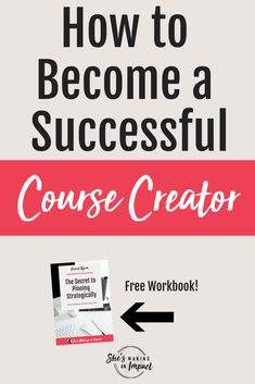 How to Become a Successful Course Creator - online Digital Marketing Strategy, Online Marketing, Media Marketing, Business Marketing, Marketing Strategies, Content Marketing, Affiliate Marketing, Internet Marketing, Business Tips