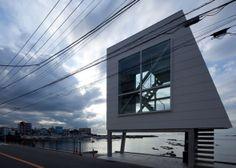 Proyecto: Micro Casa  Arquitectos: Yasutaka Yoshimura Architects  Ubicación: Kanagawa, Japón