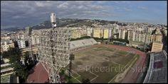 - NAPOLI 26 FEB  2014 -  Vomero Stadio Collana.