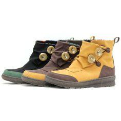 日本 Sugar Sugar 防水型格短靴 US$73.57