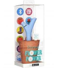 Parrot Flower Power Blauw
