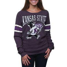 Kansas State Wildcats Sweatshirt: http://pin.fanatics.com/COLLEGE_Kansas_State_Wildcats_Ladies/Kansas_State_Wildcats_Womens_Slouchy_Pullover_Sweatshirt_-_Purple/source/pin-kstate-sweats-sale-sclmp