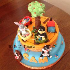 Cake baby loney tu es