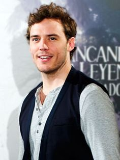 Sam Claflin (will need to get to the gym, sharpish!) for The Hunger Games: Catching Fire.