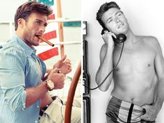 Clint Eastwood's hot son, 27, is burning up your Internet