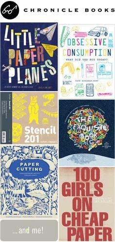 nice roundup of @Chronicle Books art books on @JealousCurator