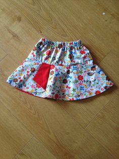 Oliver + S Hula Hoop Skirt sewing pattern