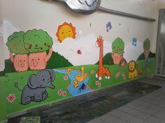 pintura infantil paredes - Pesquisa Google