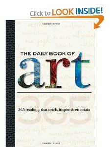 A great book for read and response sketchbook assignments