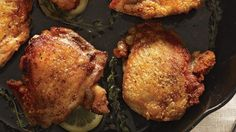 Perfect Pan-Roasted Chicken Thighs Recipe | Bon Appetit