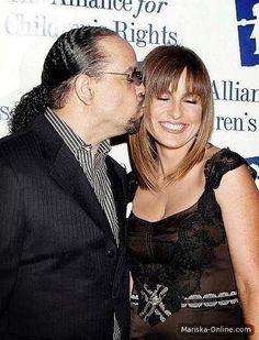 Ice T & Mariska Hargitay