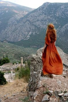Ancient Delphi ~~~ Greece