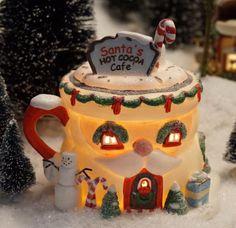 Santas Hot Cocoa Cafe