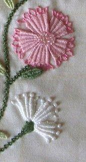 Flowers & beads