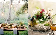 feather-wedding-centerpiece-ideas