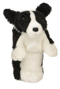 Headcover Shop - Border Collie, $29.95 (http://www.headcovershop.com/border-collie/)