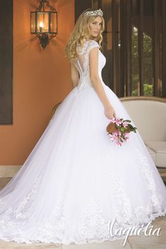 db140b63a 15 melhores imagens de Tipos de vestido de noiva | Bridal gowns ...