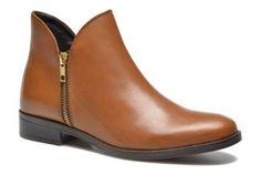 Eden ALBA (Marron) - Bottines et boots chez Sarenza (235590)