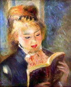 Renoir's, Women Reading