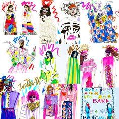 Elyse Blackshaw illustrations